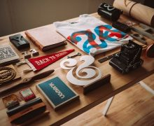 A printing business might be a good start for you: