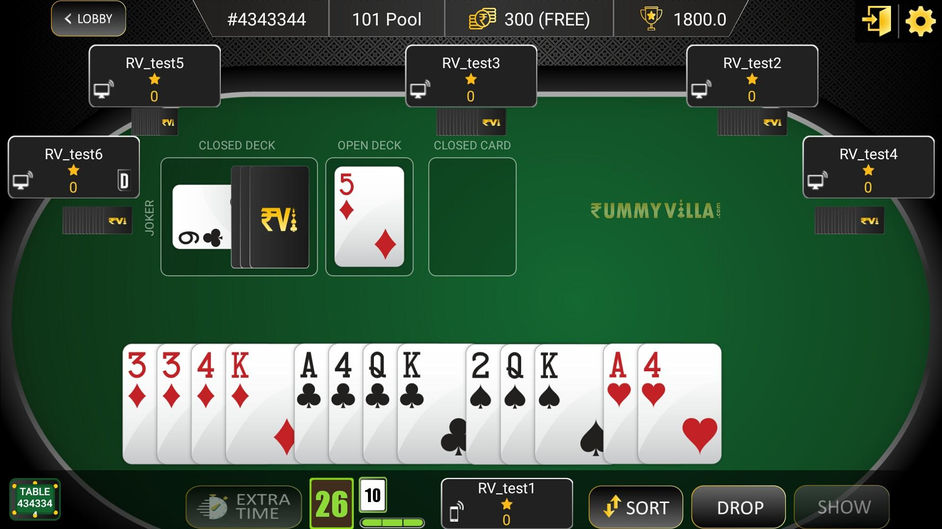 How to play quick rummy matches online and earn extra?